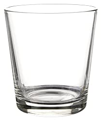 Union Multipurpose Whiskey/Water Glass Set, 290 ml, 6-Piece, Transparent