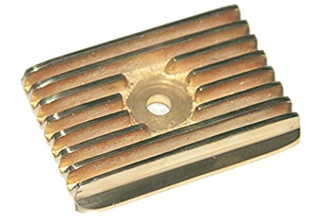 Enfield County Royal Enfield Vintage Flanged Brass Tappet Cover Standard Models