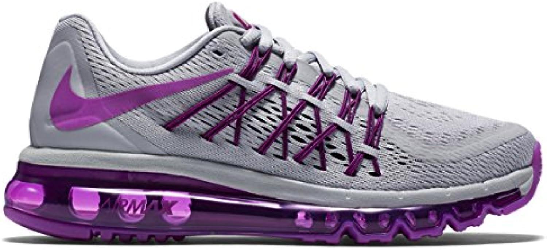 Nike Air Max 2015 de las mujeres Zapatos para correr la zapatilla de deporte