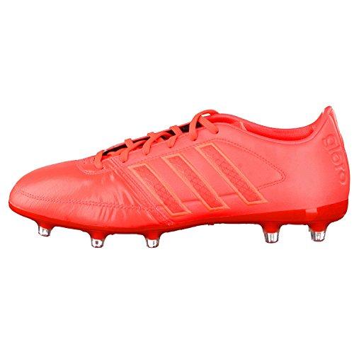 adidas Gloro 16.1 Fg, Chaussures de Foot Homme Rouge - Rojo (Rojsol / Rojsol / Rojsol)