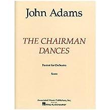 John Adams: The Chairman Dances (Score). Sheet Music for Orchestra
