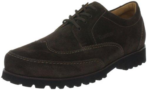 Ganter Gregor Weite G 4-257332, Chaussures à lacets homme Marron-TR-J2-25