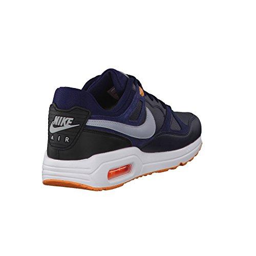 Nike Nike Air Max-Span, Laufschuh Herren Schwarz - Schwarz