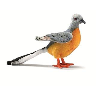 Plush Soft Toy Passenger Pigeon by Hansa. 20cm. 5130