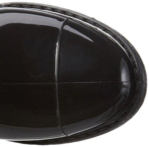 XTI Damen 30346 Reitstiefel Schwarz (Black)