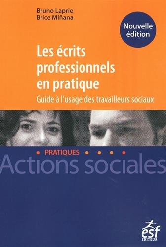 Les écrits professionnels en pratique PDF Books