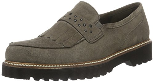Gabor Shoes 52.666 Damen Slipper, Grau (anthrazit (S.S/C) 30), 41 EU (7.5 Damen UK)