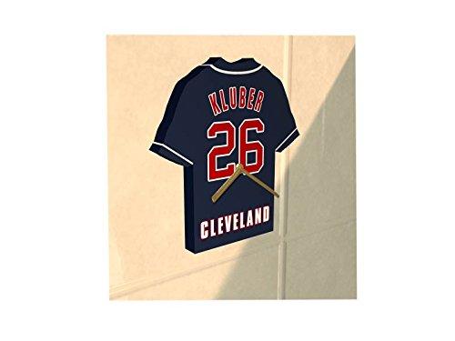 major-league-baseball-mlb-team-jersey-clock-any-name-any-number-you-choose-cleveland-indians-mlb-bas