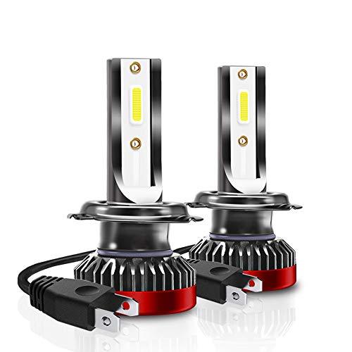 9005 HB3 9006 HB4 LED Auto Lampadine 80W 8000LM Auto Faro LED Lampadina 12v 24v per Volkswagen/Passat/Goif/GT,H7