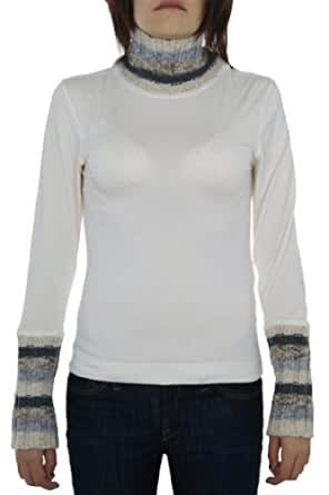Marella Sport Womens White Top size L/UK 12: Amazon co uk
