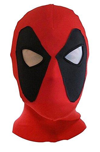 edeckung Gesichtsmaske Halloween Cosplay Stütze (Deadpool Kinder Kostüme)