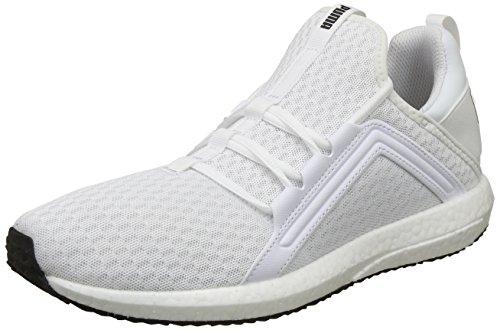 PUMA Mega NRGY Herren Sneaker Puma White-Puma Black 12