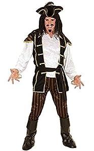 WIDMANN wdm06890?Disfraz Capitán pirata, multicolor, large