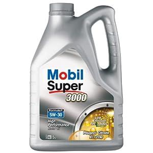 Mobil 050355 Super 3000 Formula-P 5W30 5L