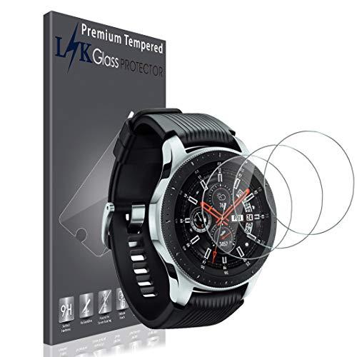 LK Protector Pantalla [3 Pack] Galaxy Watch 46 mm