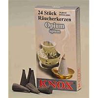 Knox Räucherkerzen Opium 24 St. / Pkg. preisvergleich bei billige-tabletten.eu