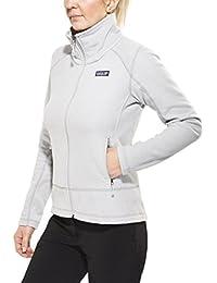 Patagonia Emmilen - Veste polaire Femme - gris Modèle M 2016 veste en polaire
