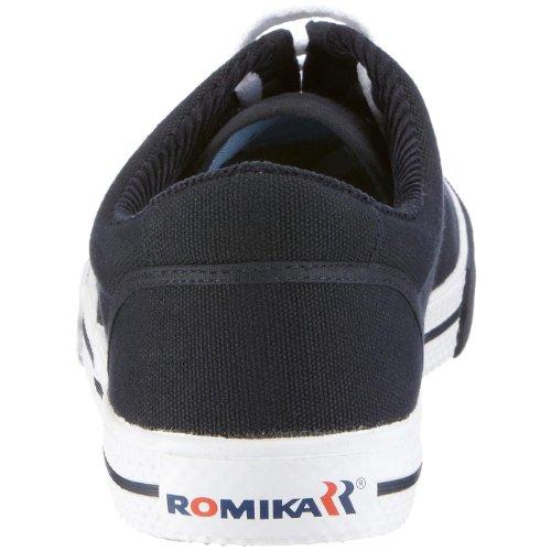 Romika Soling 20001 Damen Bootsportschuhe Blau (blau 500)