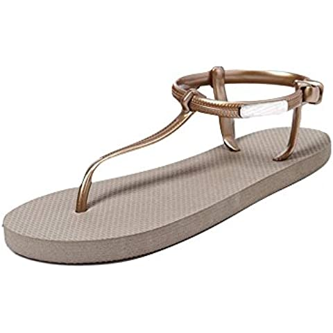 Fortan Scarpe ragazza delle donne sandali estate scarpe da spiaggia