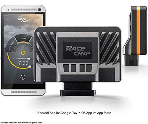 RaceChip Ultimate Chiptuning mit App A4 (B8) 2.0 TDI 170PS 125kW Powerbox bis zu 30% mehr Leistung