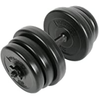 Physionics® HSTA20 - Mancuerna de 20kg ajustable