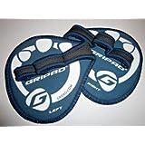 gripad-weight & Gym Grip Gants de levage (Bleu marine) le Sport, Fitness, entraînement, Santé, d'exercice Gear