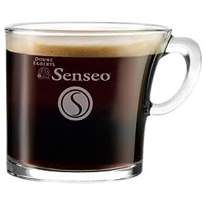 Douwe Egberts Senseo&reg 4005328 Glasbecher Guten Morgen 340 ml für Senseo