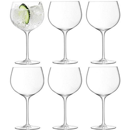 LSA International Gin en Verre, 680 ML