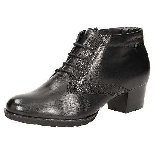 Sioux Damen Zairida-701-XL Chukka Boots, Schwarz (Schwarz 000), 40 EU