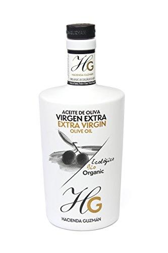 Hacienda Guzmán -  Aceite de Oliva Virgen, Extra, Organico, 500 ml