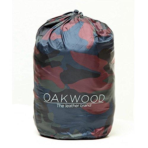 Oakwood Damen Jacke Braun