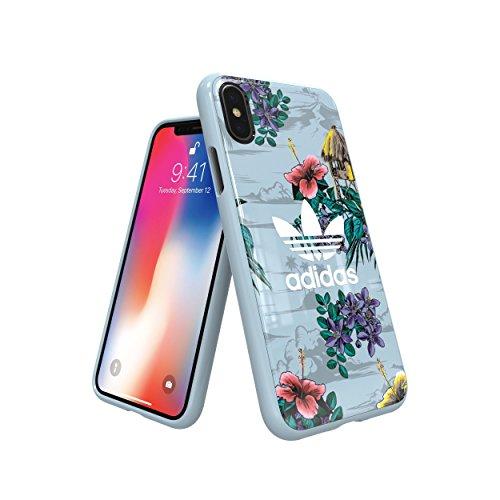 adidas Originals Floral Snap Hülle/Tasche für (Apple iPhone X)