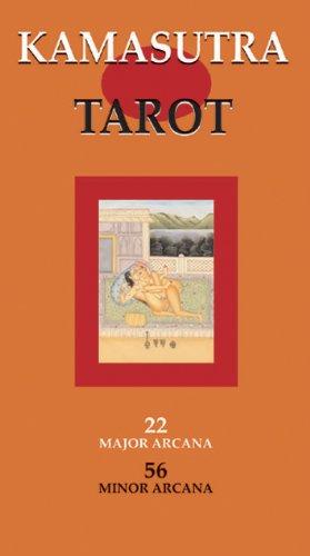 Kamasutra Tarot: 78 erotische Tarot-Karten im Standardformat