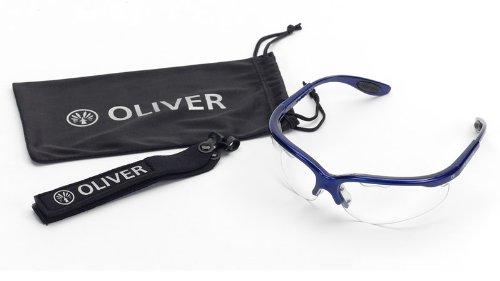 Oliver Squash Sportbrille schwarz