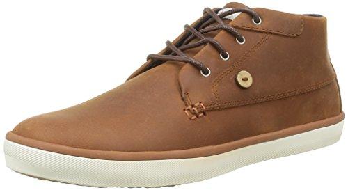 FaguoWattle - Sneaker Uomo , Marrone (Marron (F1642 Mahogany)), 41