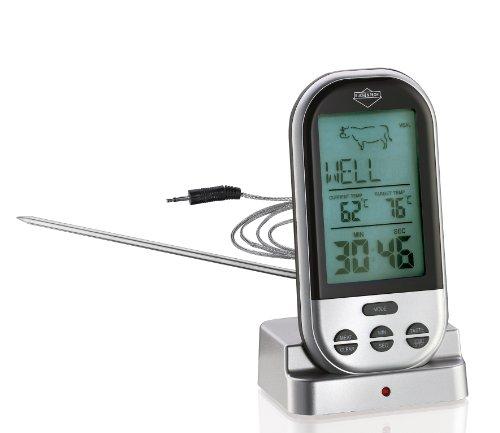 """Küchenprofi 10 6568 00 00 Digitales Bratenthermometer """"Profi"""" mit Funkübertragung"""