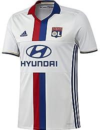 8e39bc9156 1ª Equipación Olympique de Lyon 2015 16 - Camiseta oficial adidas