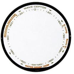 Casio Ersatzglas Uhrglas Mineralglas rund mit Aufdruk für Pro-Trek PRW-1300-3V