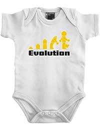 Evolution Babybody 56 - 80 div. Farben