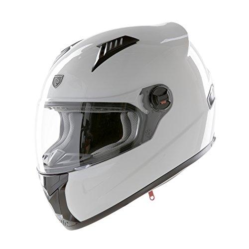 3ae48b90d6a80 Casco integral barato Panthera casco de moto integral Racer bl