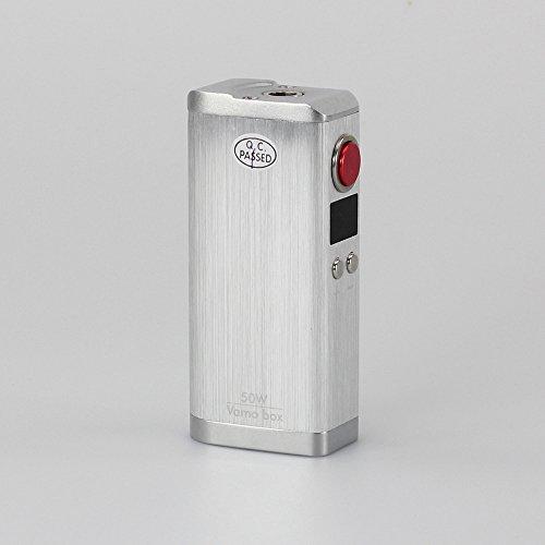 KSD Vamo Box 50 Watt - wie iStick Eleaf E Zigarette Set - Originaler Box Akkuträger von KSD | Lila-Afpel®