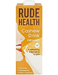 Rude Health Organic Dairy Free Cashew Drink, 1 Litre