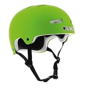 TSG Helm Evolution Solid Colors, flat-green, 54-56 cm (S/M), 750461-35-126