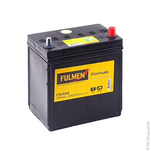 Fulmen - Autobatterie FB356 12V 35Ah 240A - 540126033 ; A14 ; FB356 ; EB356 ; T