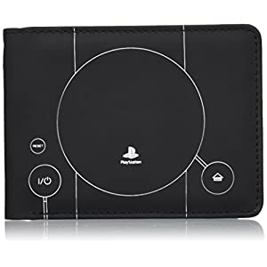 numskull Playstation 1 Geldbörse – im PS1 Blueprint Konsolen Design (Portemonnaie)
