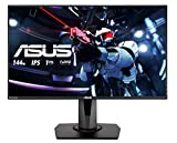 ASUS VG279Q 27 '' FHD (1920 x 1080) gamingmonitor, IPS, 144 Hz, 1 ms MPRT, DP, HDMI, DVI, FreeSync, Blue Light Filter, Flicker Free, TUV-certificering