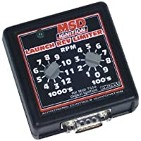 MSD Ignition Launch Control - Manuale RPM PN: 7551 - Msd Ignition Box