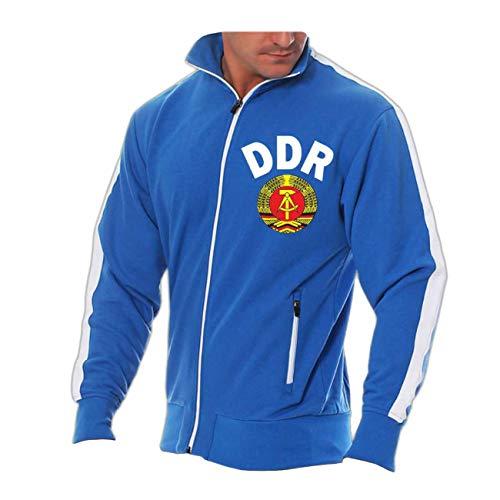 Spaß kostet DDR Trainingsjacken (mit Rückendruck) Größe M - 3XL