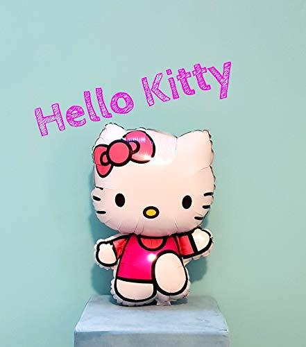 Hello Kitty Folienballon 68x46cm Party Geburtstag Ballon Kindergeburtstag Girl