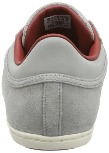 adidas Originals Plimcana Clean Low-1, basket homme Gris - Grau (MID GREY S14 / ST NOMAD RED S14 / LEGACY)